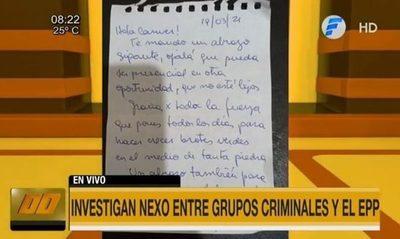 Llamativa carta de activistas argentinos a Carmen Villalba