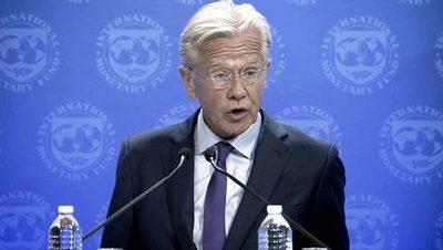 Continúan las negociaciones entre el FMI y Argentina