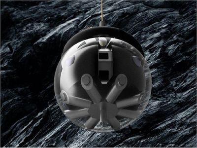 Investigan cómo los robots pueden descender por cuevas en la Luna