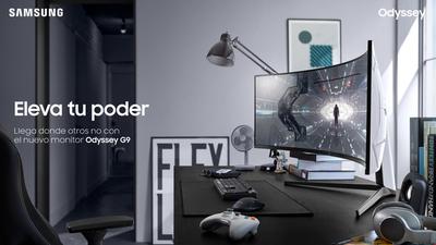 Samsung Odyssey G9: el monitor gamer curvo con mejor rendimiento de la industria