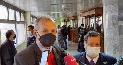 La Nación / Se suspendió audiencia de imposición de medidas del exintendente de Asunción