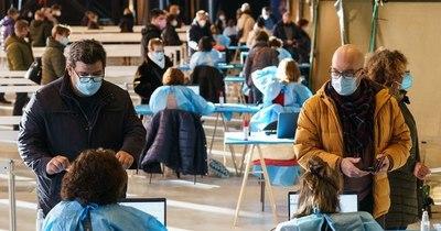 La Nación / Empeoramiento de la pandemia retrasa recuperación económica en Europa