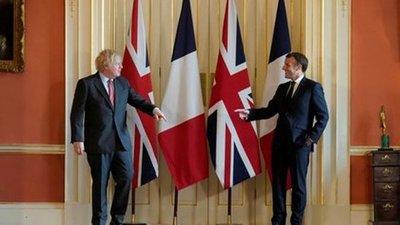 """Francia acusó al Reino Unido de """"chantaje"""" y pidió evitar una """"guerra de las vacunas"""""""