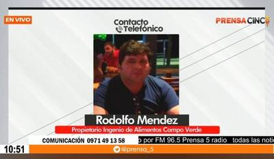 Rodolfo Méndez aclara denuncias de supuestas irregularidades – Prensa 5