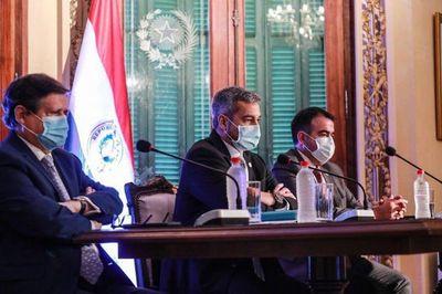 Mario Abdo aboga por justa distribución de vacunas contra la Covid en cumbre del Mercosur