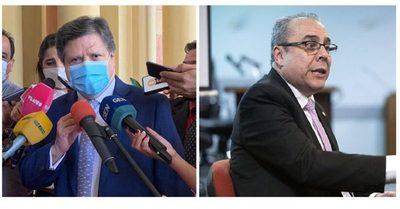 EUCLIDES ACEVEDO LLAMA «SEÑOR ESCROTO» A REPRESENTANTE DE LA OPS EN PARAGUAY