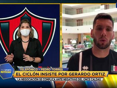Cerro Porteño insiste en la posibilidad de traer a Gerardo Ortiz