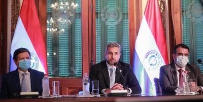 Abdo Benítez pide al MERCOSUR postura firme para adquisición de vacunas