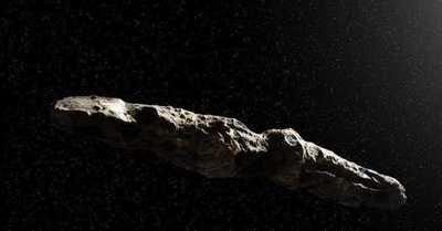Nueva investigación sugiere posible origen del asteroide Oumuamua