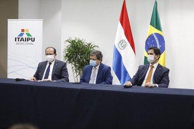 Asume director interino de Itaipu con el compromiso de llevar adelante junto al Gobierno revisión del Anexo C