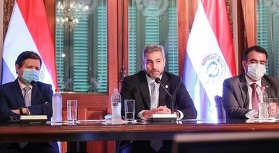 Presidente pidió posición firme para la obtención de más vacunas para la región