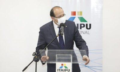 Manuel María Cáceres asume como nuevo director interino de Itaipu