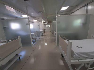 Construirán nuevos pabellones de terapia intensiva en ocho hospitales