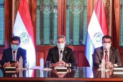 Jefe de Estado exhortó a la unidad del Mercosur para acceder a vacunas contra el coronavirus