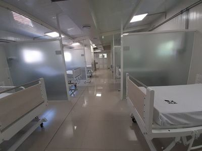 Construirán nuevos pabellones de terapia intensiva en siete hospitales