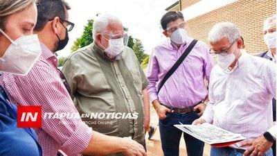 CONSTRUIRÁN NUEVO BLOQUE EN EL HOSPITAL RESPIRATORIO DE IPS