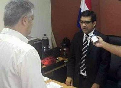 Acusado de Juez corrupto denuncia a escrachadores