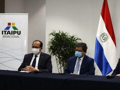 Con el compromiso de revisar el Anexo C, asumió director de Itaipú