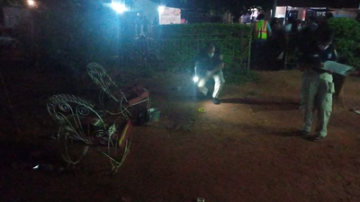 Dos muertos y dos heridos tras ataque tipo sicario a familiares de interno y presunto miembro del PCC
