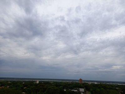 Anuncian tormentas eléctricas para el Sur del país
