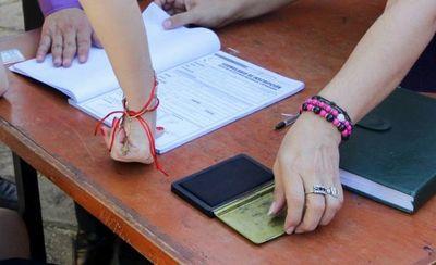 Elecciones municipales: más de 337.000 jóvenes están habilitados para votar