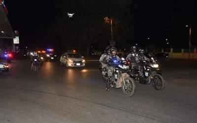 La Policía intervino una cancha de piki vóley en Luque •