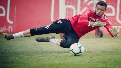 Cerro Porteño oficializa a su nuevo portero