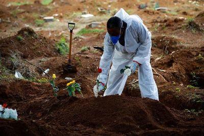 Más de dos millones de fallecidos por COVID-19 en el mundo