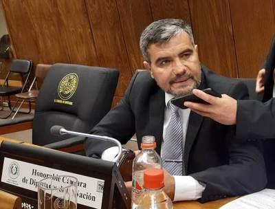 Diputado liberal exige a Mario Abdo y su equipo a actuar como Poder Ejecutivo