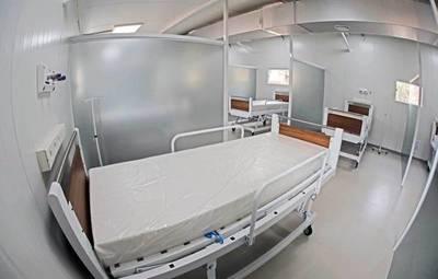 Licitan por vía de la excepción construcción de nuevos pabellones para 128 camas de UTI