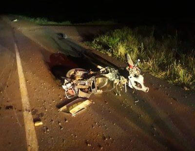 Menor de 15 años al mando de una motocicleta resulta herido tras ser arrollado por camioneta – Diario TNPRESS