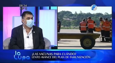 Abril y mayo serán los meses claves para inmunizar a la población