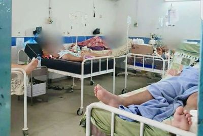 Advierten que infectados que se automedicaban ahora saturan hospital