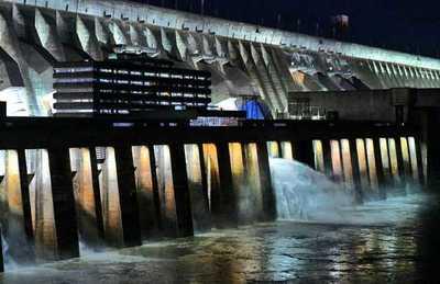 """Itaipu se une a """"La Hora de Planeta"""" con apagado de la iluminación monumental"""