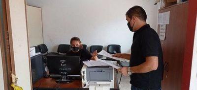 Periodista denuncia a intendente de Coronel Oviedo por amenaza de muerte