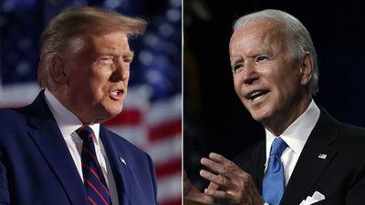 Trump y Biden tienen las mismas chances en los sitios de apuestas, aunque las encuestas siguen favorables para el demócrata