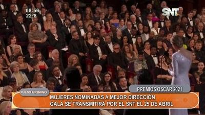 Oscar 2021: Las mujeres nominadas a Mejor Dirección