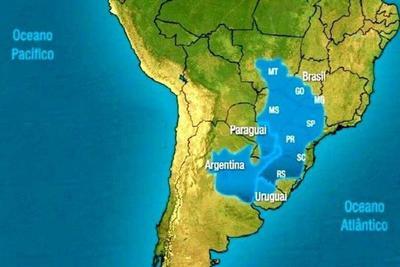 Acuífero Guaraní, entre la soberanía y la contaminación