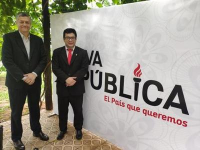 Fabián Chamorro: «Cada ciudadano debe dedicar un poco de su tiempo a hacer política»