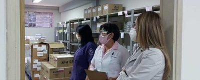 Fiscalía confirma que se vendían remedios de varios hospitales