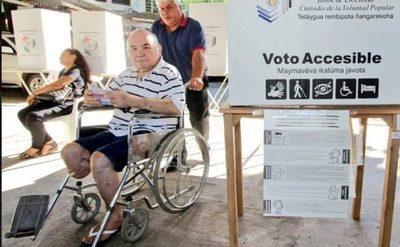 Programa Voto Accesible será aplicado en Elecciones Municipales