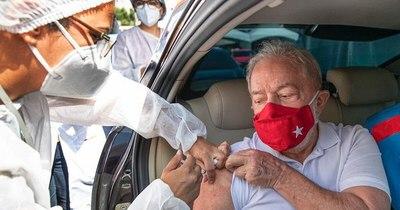 """La Nación / """"Este es el mayor genocidio de nuestra historia"""", denuncia Lula en Brasil"""