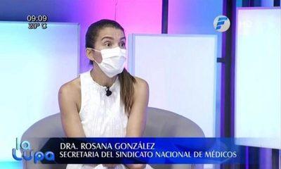 """""""Pedimos a los políticos que dejen de joder en los hospitales"""""""