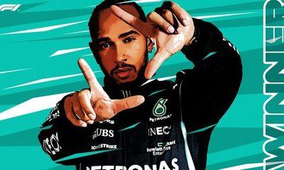 Sufrida victoria de Lewis Hamilton en el Gran Premio de Bahréin