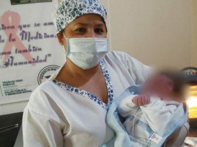 Hallan abandonado a un bebé recién nacido en Vallemí
