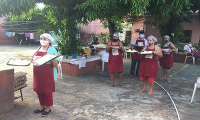 Mujeres del Buen Pastor harán 1.000 chipas para donar a familiares de pacientes