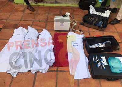 Allanan supuesta clínica clandestina en Caaguazú – Prensa 5