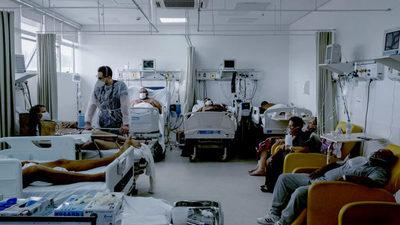 Brasil desbordó los hospitales