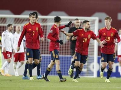 Agónico triunfo de España