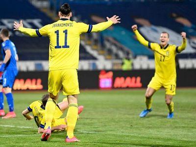 Suecia refuerza su liderato con una plácida victoria